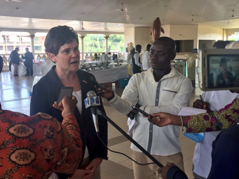 U.S Assists Ghanaian PoultryFarmers